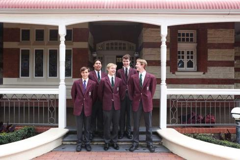 Leading from within at Scotch College