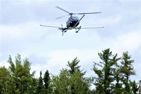 Ardiden launches Canadian gold airborne survey