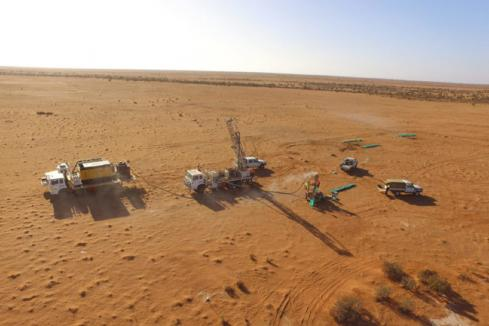 Indiana takes charge of Gawler gold hunt