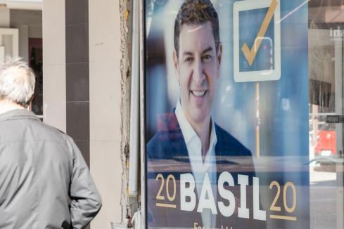 A chance to return the favour: Basil Zempilas