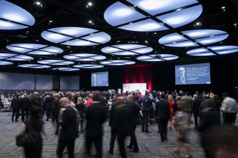 $50m package for business events
