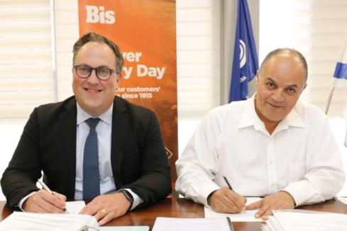 Bis forms JV with Israel's IAI