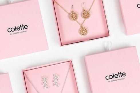 Former Myer chief saves Colette