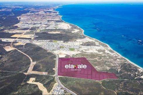 Peet launches new Eglinton estate