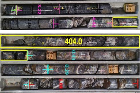 Great Southern strikes deep high-grade gold at Cox's Find