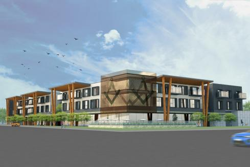 Masonic on track for $200m aged care campus