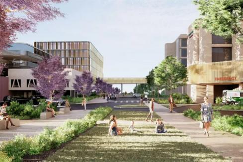Subi hospital ripe for redevelopment
