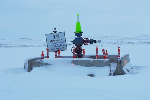 88 Energy boosts potential pay in Alaskan test well