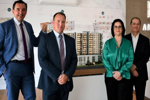 Government buys $13m worth of apartments