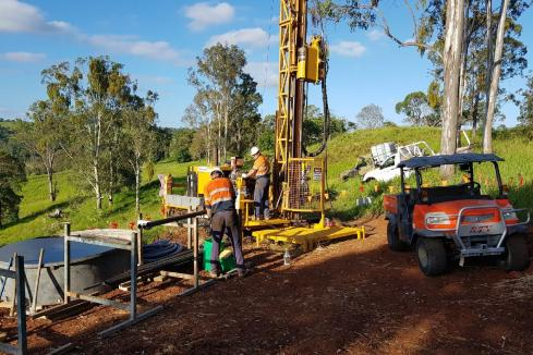 Eclipse intercepts extensive shallow manganese in Queensland