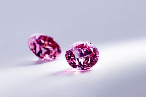 Rare & Collectable: Argyle Pink Diamonds