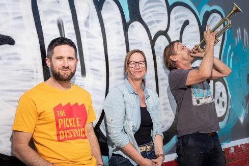 Arts hubs build community