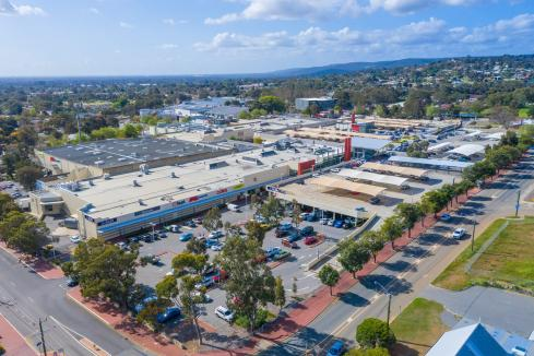 DiMauro moves on Armadale centre