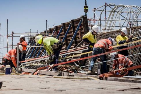 Industry welcomes free infrastructure training