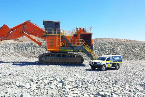 Nevada contracts Mader Group
