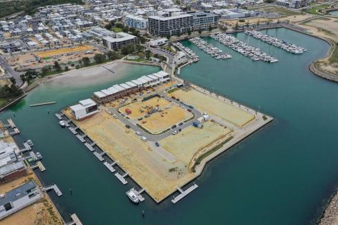 Sea change for marina projects