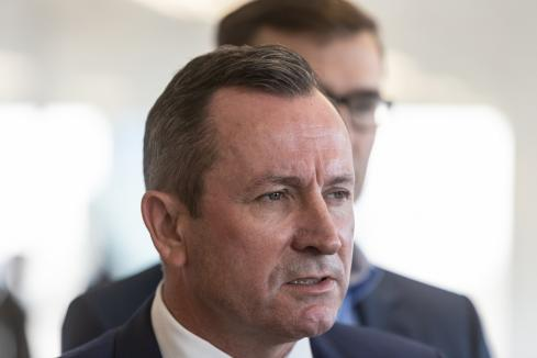 WA premier 'caught out' on border closures