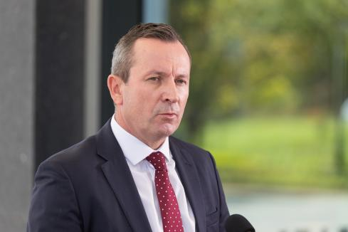 Support for WA hard border reopening date