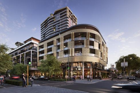 Hull reveals tavern plans at One Subiaco