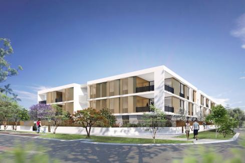 BGC to build Claremont apartments