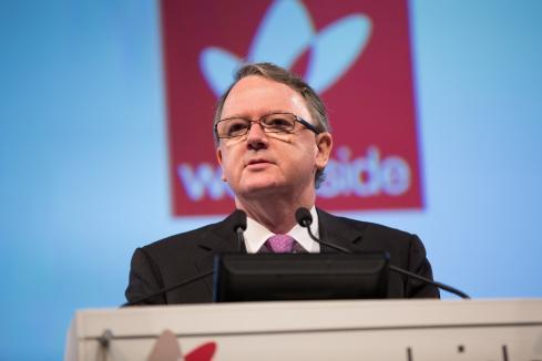 Woodside revenue plunges $US465m