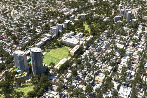 Subi East heights finalised