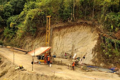 Blackstone flush with Vietnam nickel targets
