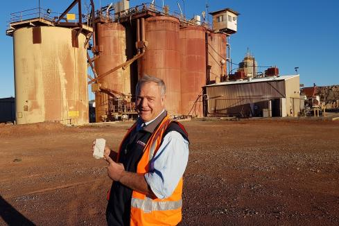 Middle Island poised for further Sandstone gold resource lift