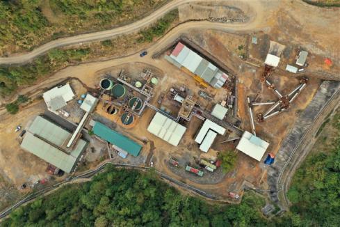 Blackstone kicks off nickel drilling at Ban Khoa