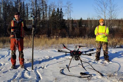 Ardiden deploys exploration tool-kit in Canada