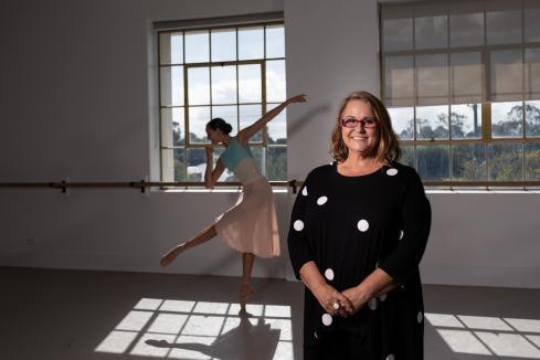Machin bows out of WA Ballet
