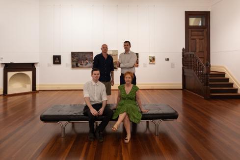 Cowie wins $50,000 art prize
