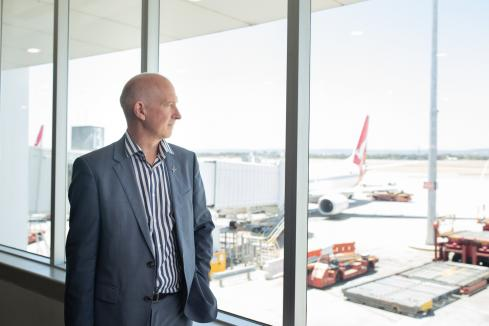 Perth Airport facing annual loss