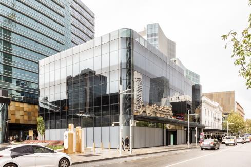 MCS wins $5m Raine Square contract