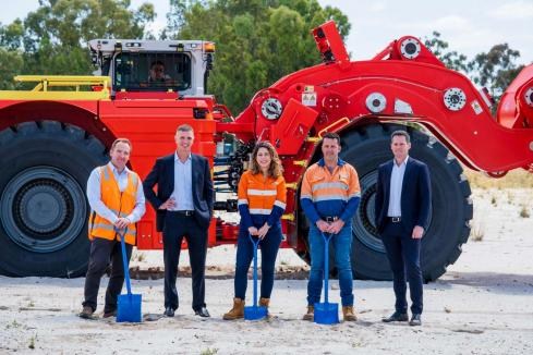 Sandvik moves to new logistics park