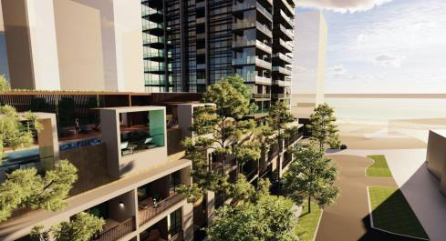 Sentinel unveils Scarborough project