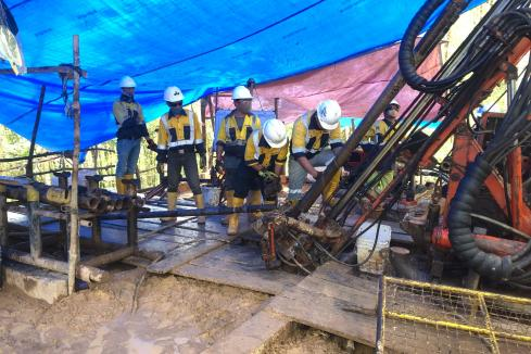 Encouraging early gold hits for Sihayo in Indonesia
