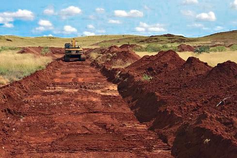 Novo gold production still on track despite flooding