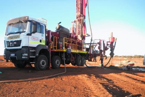 Lithium Australia options out exploration ground