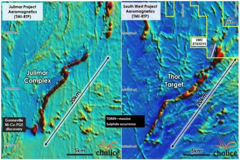 Venus gets polymetallic sniffs in south-west WA