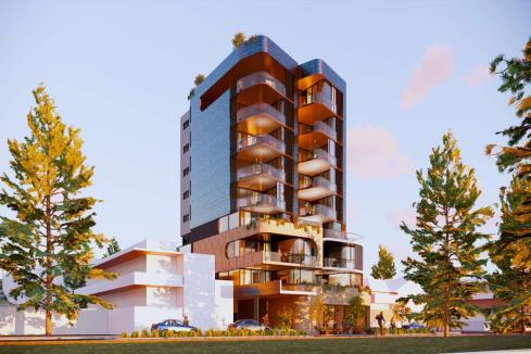 Dempsey to develop beachfront block