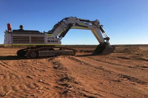 GWR shares up on mining start