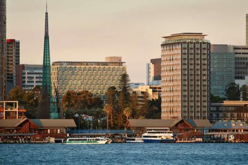 Hilton Perth Waterfront opens