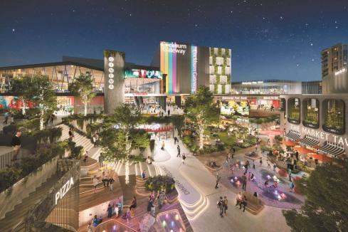 Perron unveils $1bn Cockburn vision