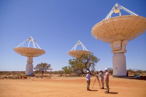 Screen Australia funding for WA documentaries