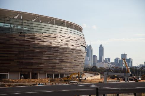 New look for WA Football Commission
