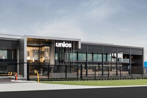 Unios illuminates industrial design