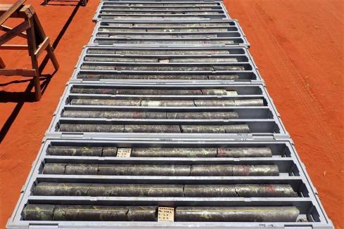 Legend unlocks deeper high-grade nickel at Mawson