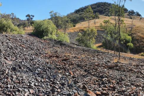 Comet hits high-grade NSW copper