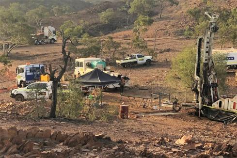 Native Minerals probes Queensland porphyry target